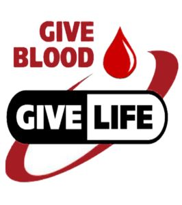 Give Blood Give Life-New copy