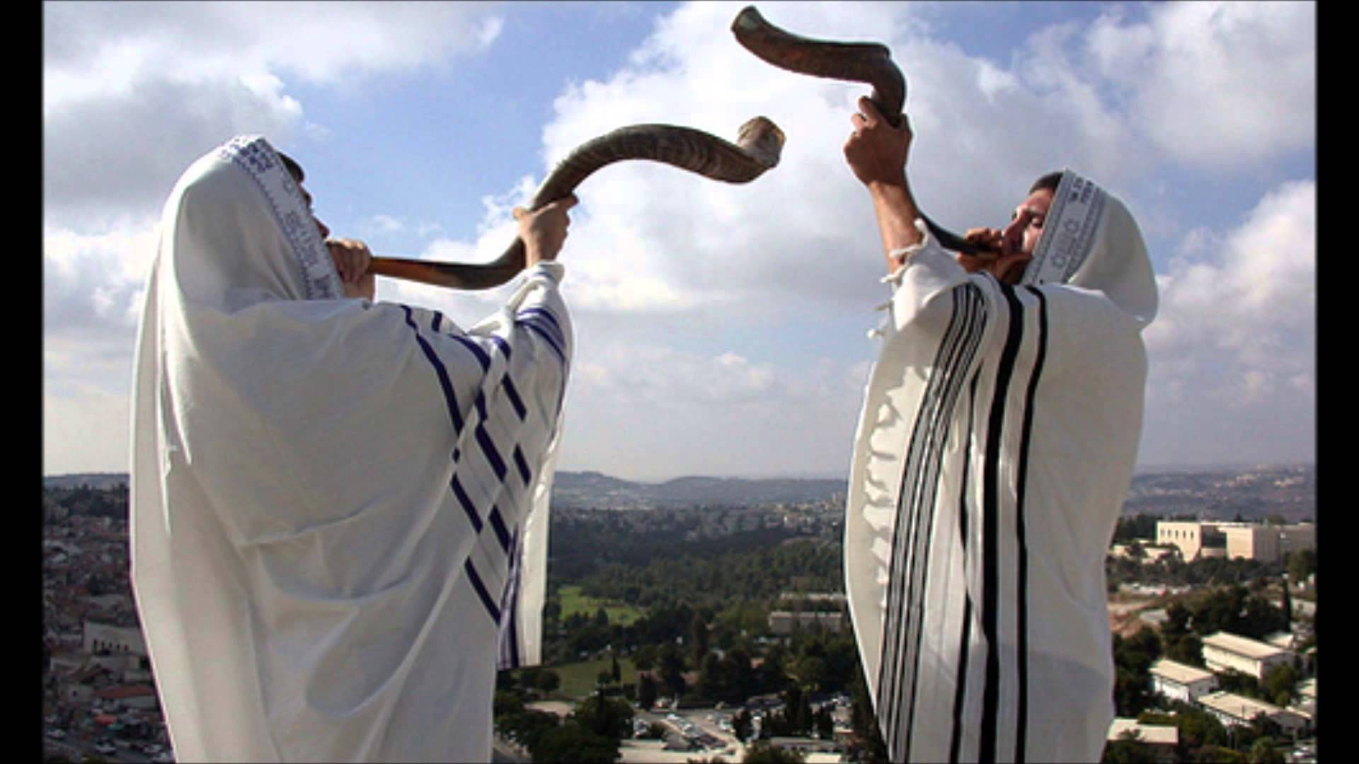 Not going to be in the sanctuary during the Shofar Service? Want to ...