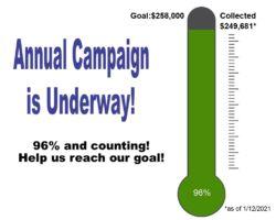annual campaign