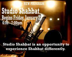 studio shabbat WEB