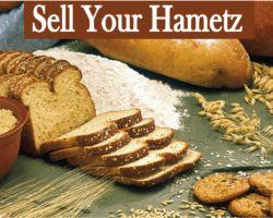 sale of hametz