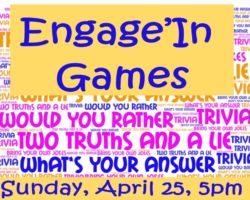engage in games wuth date